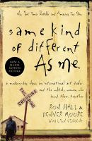 Cover art for Same Kind of Different as Me