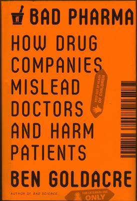 Cover image for Bad pharma 