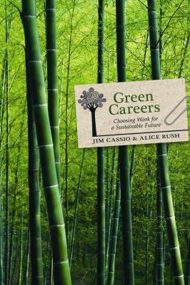 Cover image for Green careers 