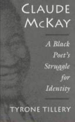 Cover art for Claude Mckay