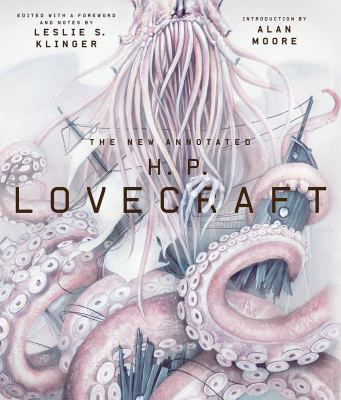 cover of The New Annotated H. P. Lovecraft