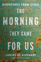 Cover art for The Morning They Came For Us