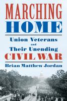 Cover art for Marching Home