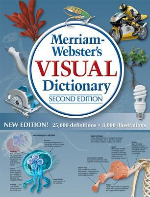 Cover of Merriam-Webster's Visual Dictionary