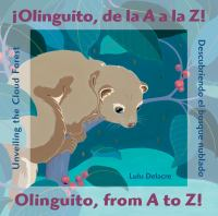 Cover art for Olinguito from A to Z