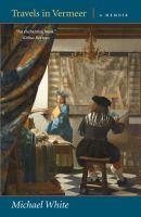 Cover of Travels in Vermeer