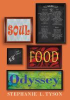Cover art for Soul Food Odyssey