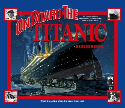 cover photo: On Board the Titanic