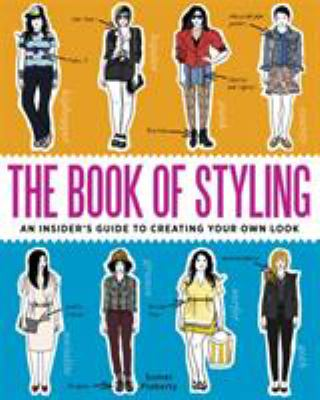 Cover image for The book of styling