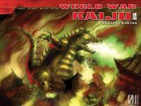 World War Kaiju : Book 1: The Cold War Years by Finney, Josh © 2011 (Added: 3/25/15)
