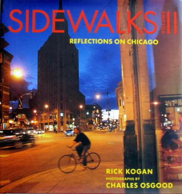 cover of Sidewalks, Volume II: Reflections of Chicago