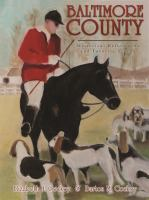 Baltimore County Book Cover