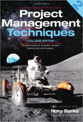 Cover Art - Project management techniques