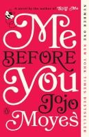Cover art for Me Before You