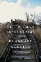 Cover art for The Woman on the Stairs