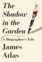 Cover art for The Shadow in the Garden