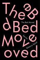 Cover art for The Bed Moved