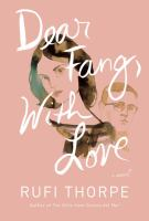 Cover art for Dear Fang, With Love