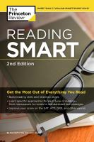 Reading Smart by Princeton Review © 2016 (Added: 4/24/18)