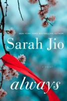 Always : A Novel by Jio, Sarah © 2017 (Added: 2/8/17)