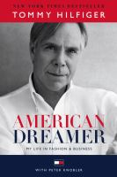 Cover art for American Dreamer