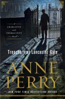 Cover art for Treachery at Lancaster Gate
