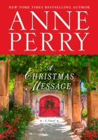 Cover art for A Christmas Message