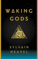 Cover art for Waking Gods