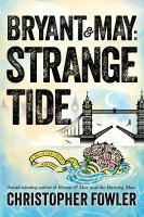 Cover art for Bryant and May Strange Tide