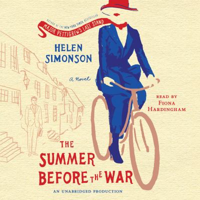 cover of The Summer Before the War