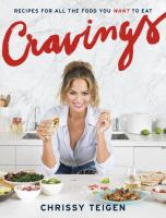 Cover art for Cravings