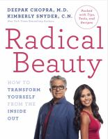 Cover art for Radical Beauty