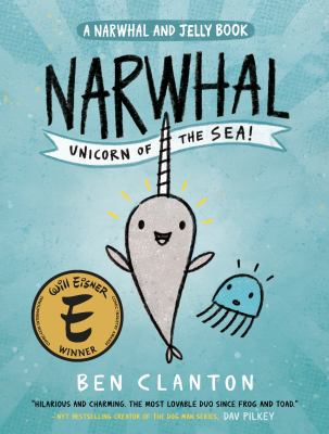 Cover image for Narwhal : unicorn of the sea