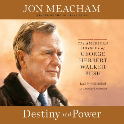 cover of Destiny and Power