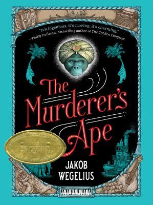 cover of The Murderer's Ape