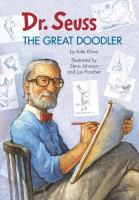 Cover art for Dr. Seuss: The Great Doodler