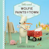 Wolfie+paints+the+town by Gibson, Sabina © 2017 (Added: 12/7/17)