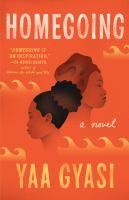 Homegoing: a novel by Yaa Gyasi