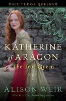 Cover art for Katherine of Aragon