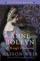 Cover art for Anne Boleyn