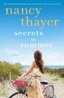 Cover art for Secrets in Summer