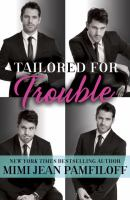 Book cover of Tailored for Trouble