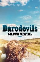 Cover art for Daredevils