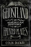 Cover art for Ghostland