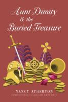 Cover art for Aunt Dimity and the Buried Treasure