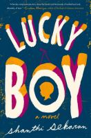 Cover art for Lucky Boy