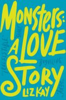 Cover art for Monsters: A Love Story
