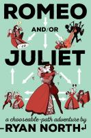 Cover art for Romeo and/or Juliet