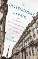 Cover art for The Bettencourt Affair
