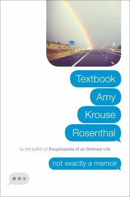 cover of Textbook Amy Krouse Rosenthal